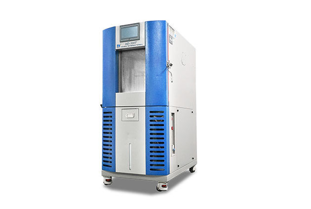 Certificated Humidity Temperature Lab Test Machines Environmental Testing Chamber