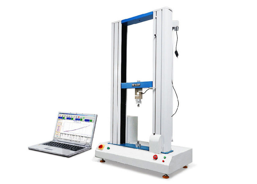 Universal Tensile Strength Testing Machine TM2101 Software Control System